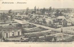 ANDEVORANTE - Panorama. - Madagascar