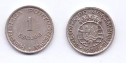 Mozambique 1 Escudo 1950 - Mozambique