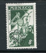 MONACO- Préoblitéré Y&T N°12- Oblitéré - Monaco