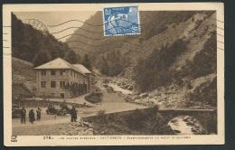 Les Hautes Pyrénées - Cauterets - établissements Du Petit Saint Sauveur   OBF022677 - Cauterets
