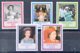 VANUATU  Timbres Neufs ** De 1986  ( Ref 4236 )  Elisabeth II - Vanuatu (1980-...)