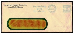 Stati Uniti/États-Unis/United States: Ema, Meter, Maglieria Del Colibri, Humming Bird Hosiery, Tricots Du Colibri - Tessili