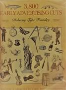 Early Advertising Cuts - Livre De Référence - Deberny Type Foundry - Carol Belanger Grafton  - - Livres, BD, Revues