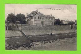 ARCACHON - VILLA L'ALMA - BOULEVARD DE L'OCEAN - Arcachon