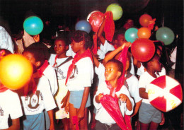 Afrique-ANGOLA OPA Oganizacao De Pioneiros De Agostinho Neto-Organisation Des PIONNIERS (ballon Ballons) -* PRIX FIXE - Angola