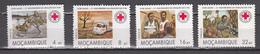 Mozambique Mocambique 1983,4V,set,red Cross,rode Kruis,rotes Kreuz,croix Rouge,cruz Roja,croce Rossa,MNH/Postfris(A2995) - Croce Rossa