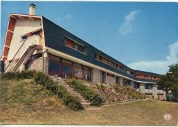 Pontaumur : Colonie De Vacances Compagnie Générale Transatlantique - Centre Administratif - Autres Communes