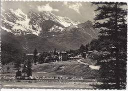 Ceresole Reale -Entrata Al Paese - Alberghi - Torino - H3227 - Non Classificati