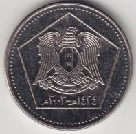 @Y@    Syrië  5 Pounds   2003           (3888) - Siria