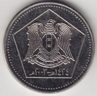 @Y@    Syrië  5 Pounds   2003           (3888) - Syrie