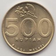 @Y@    Indonesië   500 Rupiah   2000   Unc        (3897) - Indonésie