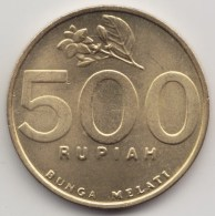 @Y@    Indonesië   500 Rupiah   2000   Unc        (3897) - Indonesië