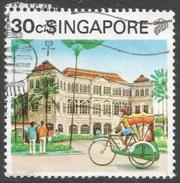 Singapore. 1990 Tourism. 30c Used. SG 628 - Singapore (1959-...)