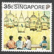 Singapore. 1990 Tourism. 35c Used. SG 629 - Singapore (1959-...)