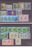JAMAIQUE  LOT - Collections (sans Albums)