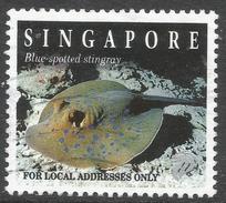Singapore. 1994 Reef Life (2nd Series). 20c Used. SG 784 - Singapore (1959-...)