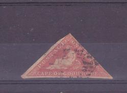 CAP DE BONNE ESPERANCE   OBLITERE - Cap De Bonne Espérance (1853-1904)