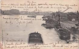 IVRY SUR SEINE  ( 94 ) Le Port D'ivry - Ivry Sur Seine