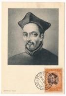 VATICAN - Série Commémorative Du Concile De Trente - Saint Antoine-Marie ZACCARIA - 1950 - Cartes-Maximum (CM)