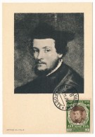 VATICAN - Série Commémorative Du Concile De Trente - Christophe MADRUSSI - 1950 - Cartes-Maximum (CM)