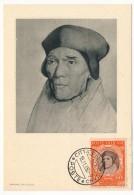 VATICAN - Série Commémorative Du Concile De Trente - SAINT JEAN FISHER - 1950 - Cartes-Maximum (CM)