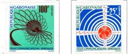 MISS228 - GABON 1963 ,   ***    MNH Spazio / Geofisico. - Gabon (1960-...)