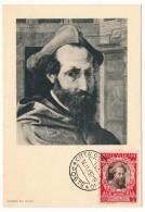 VATICAN - Série Commémorative Du Concile De Trente - MARCEL CERVINI - 1950 - Cartes-Maximum (CM)