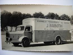 Transports Du Poitou Niort - Automobiles