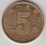 @Y@    China  5 Jiao  2000          (3913) - China
