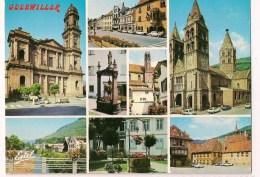>> 68 - GUEBWILLER : Vues De La Ville Et Ses Monuments - 1982 - - Guebwiller