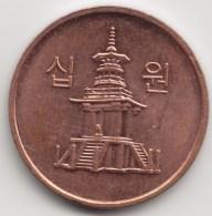 @Y@    Zuid Korea  10 Won   2011          (3904) - Coreal Del Sur