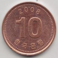 @Y@    Zuid Korea  10 Won   2008          (3908) - Korea (Zuid)