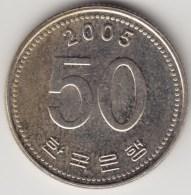 @Y@    Zuid Korea  50 Won   2005          (3910) - Korea (Zuid)