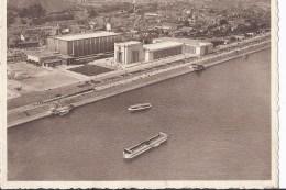 """4 CP Grand Format. Exposition Liège 1939.""""Vue Panoramique. Meuse, Bateaux - Liège"""