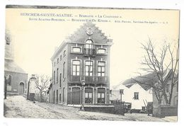 "Berchem - Ste - Agathe  ( M 2502 )  BRASSERIE "" La  Couronne "" Top Carte - Berchem-Ste-Agathe - St-Agatha-Berchem"