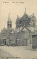 59-651 CPA  LA MARLIERE Entrée De La Chapelle        Belle Carte - France