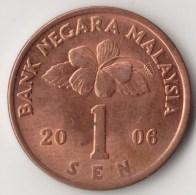 @Y@    Maleisië   1 Sen   2006           (3915) - Malaysie