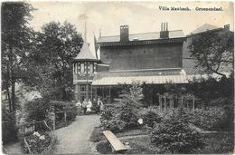 Groenendael NA2: Villa Maubach 1932 - Hoeilaart