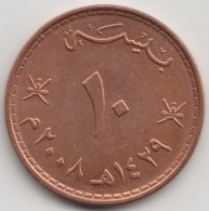 @Y@    Oman   10  Baisa    2008       (3916) - Oman