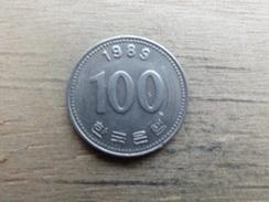 Koree  Du Sud  100  Won  1989  Km 35 - Korea, South