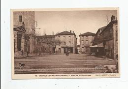 CAZOULS LES BEZIERS (HERAULT) 10 PLACE DE LA REPUBLIQUE - France