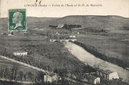 VALLEE DE L' AUDE ET NOTRE DAME DE MARCEILLE - Limoux
