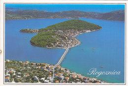 Rogoznica Nice Stamp - Croatie