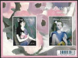 France 2016 - Yv N° 5111 Et 5112 ** - Marie Laurencin - Neufs