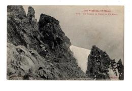 Les Pyrénées..  Pic Badet.  Cliché Lucien Briet. - Frankrijk