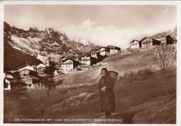 ITALIE - VALTOURNANCHE - VALLE D'AOSTA - BORGO VECCHIO - Italy