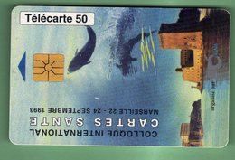 EN 731 Carte Sante Marseille *** (A101-P7) - France