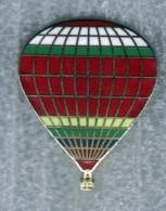 Pin's  - Mongolfiera, Hot Air Balloon, Mongolfière Smaltata Multicolore - Mongolfiere