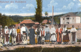 Romania, Port Popular Etnics - Romania