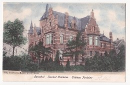 Aarschot: Kasteel Fontaine. (±1903) - Aarschot